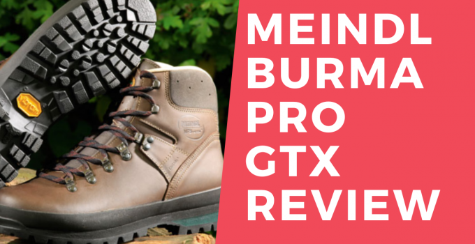 Meindl Burma Pro GTX Review