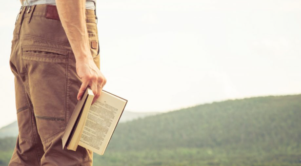 best hiking books